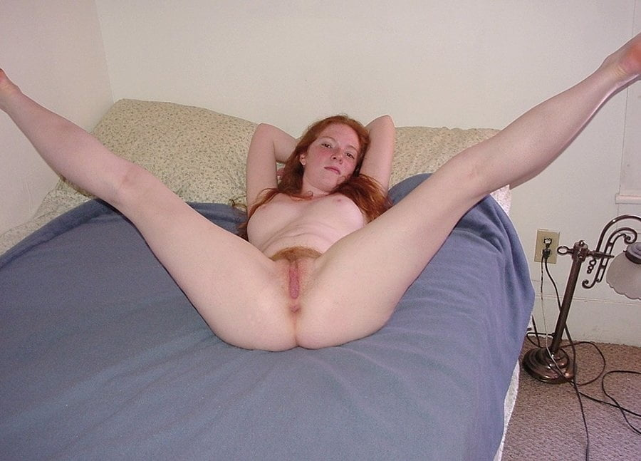 amateur-redhead-spread-nude