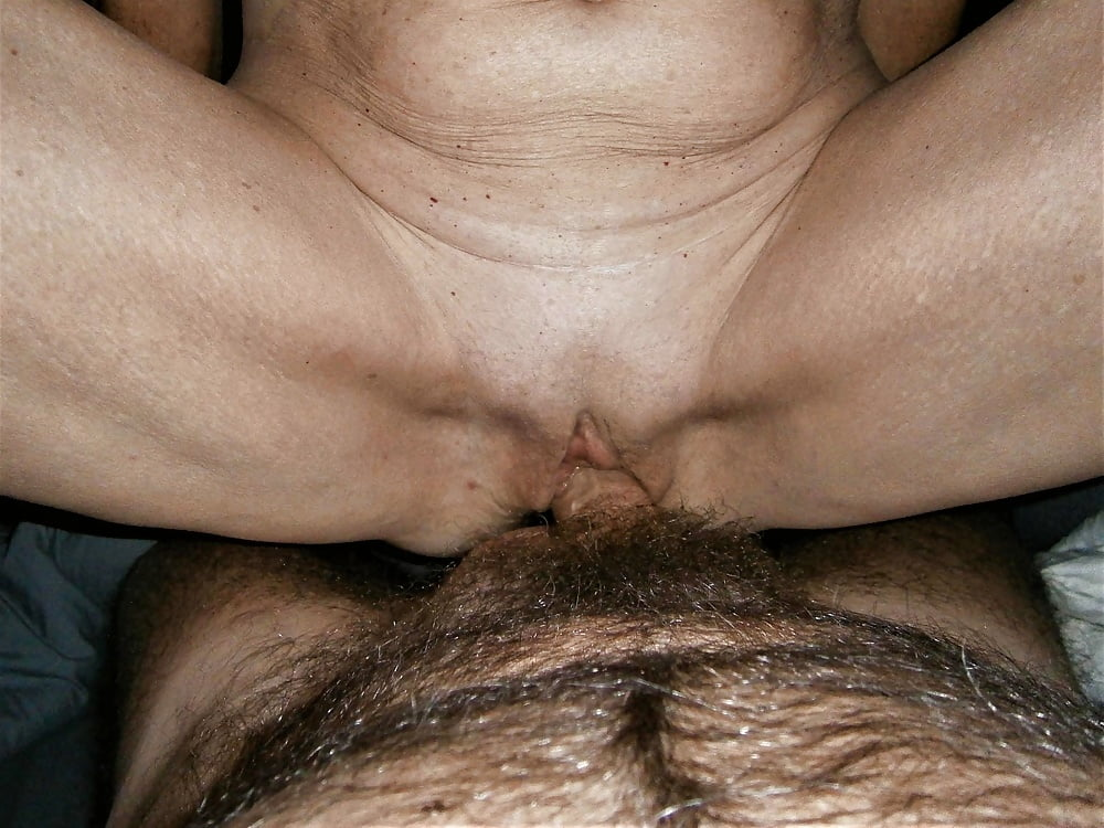 Milf sex close up