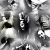 babe art collage pics