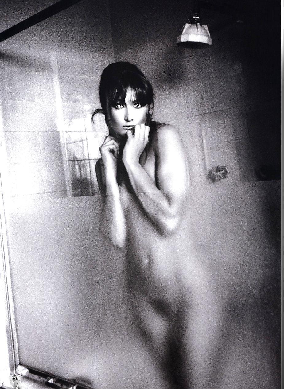 Nude Carla Bruni For Monachrome By Vanessa Von Zit By Vanessavonzitzewit On Deviantart