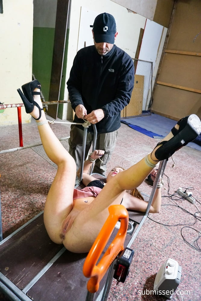 Spread your legs wide open at Submissed - 16 Pics