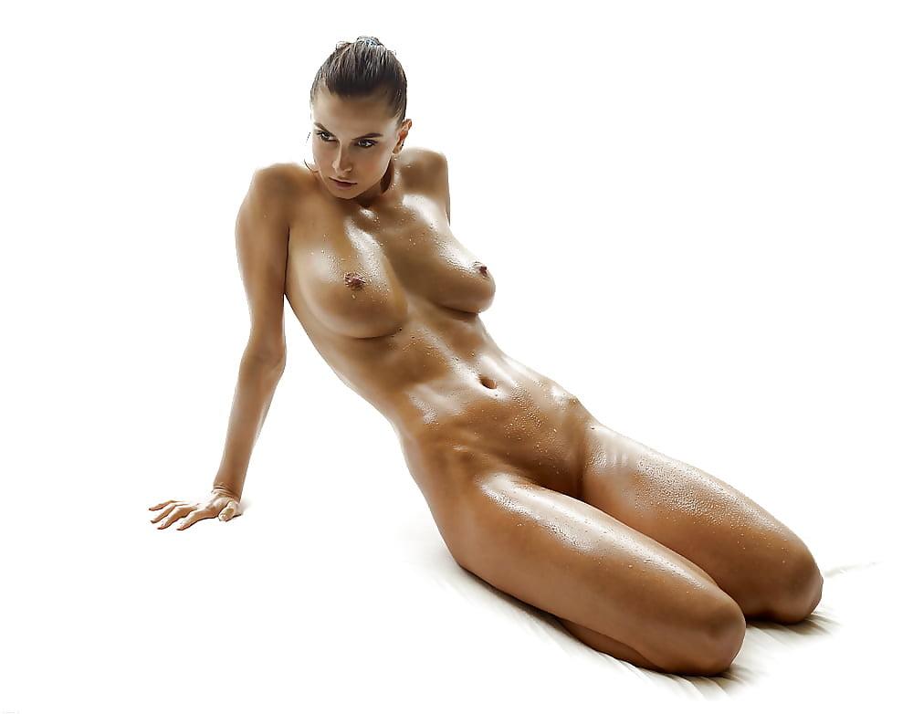 Фото голых фитнес женщин #3