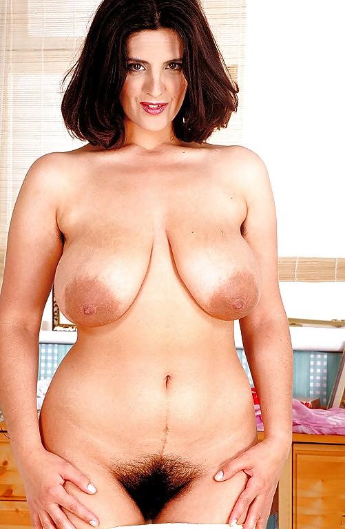 Busty Hairy Belinda Hd