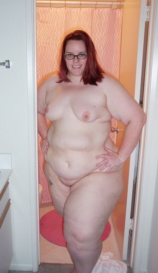 Big huge naked fat women