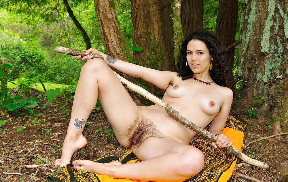 Hot hippie women nude #3