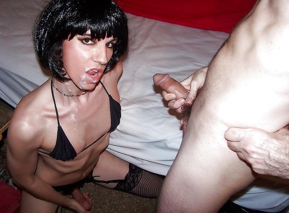 Husband shemale porn photo