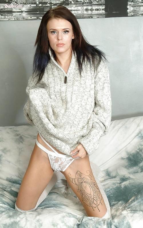 Virgin shaved pussy-7557