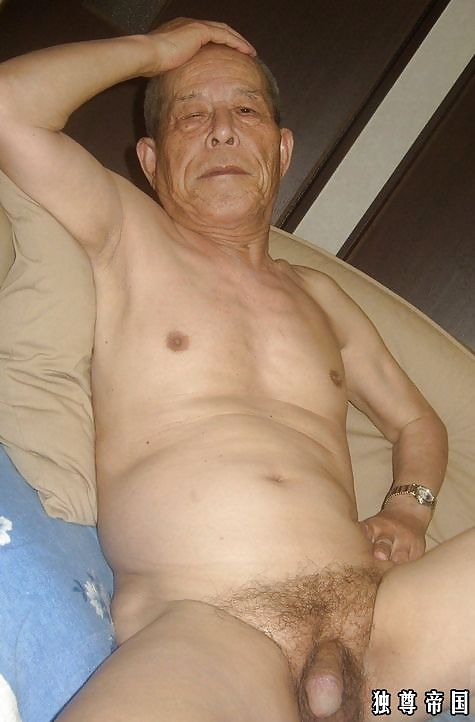 Korean naked old man, naked busty goths