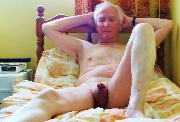 Pictures of naked grandpas