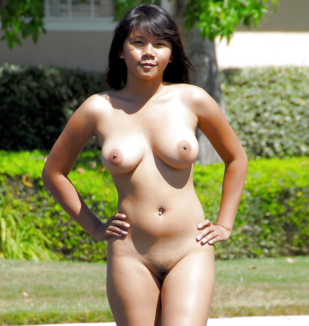 woman Hot naked asian