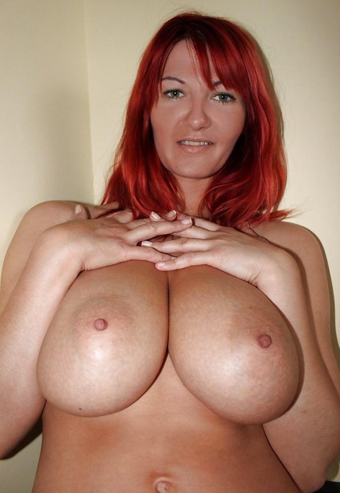 Huge boob milf
