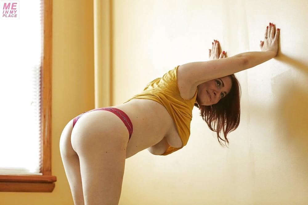 Redhead bbw nude