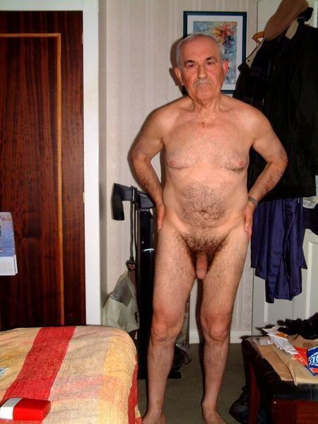 Nude dad and grandpa #13