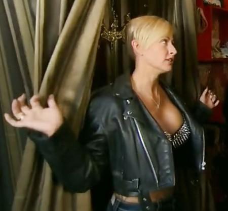 Christie brimberry boobs