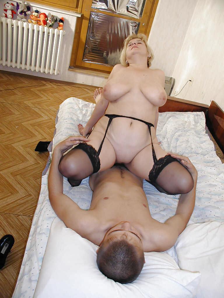 Boy sex older woman