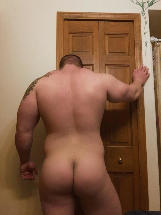 Naked pictures of men with big butts — pic 8