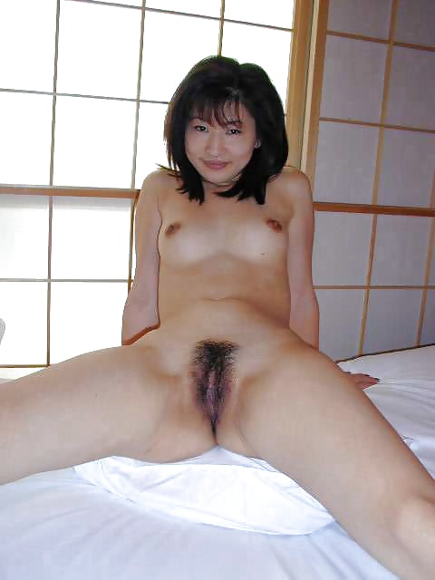 Japanese nude wife
