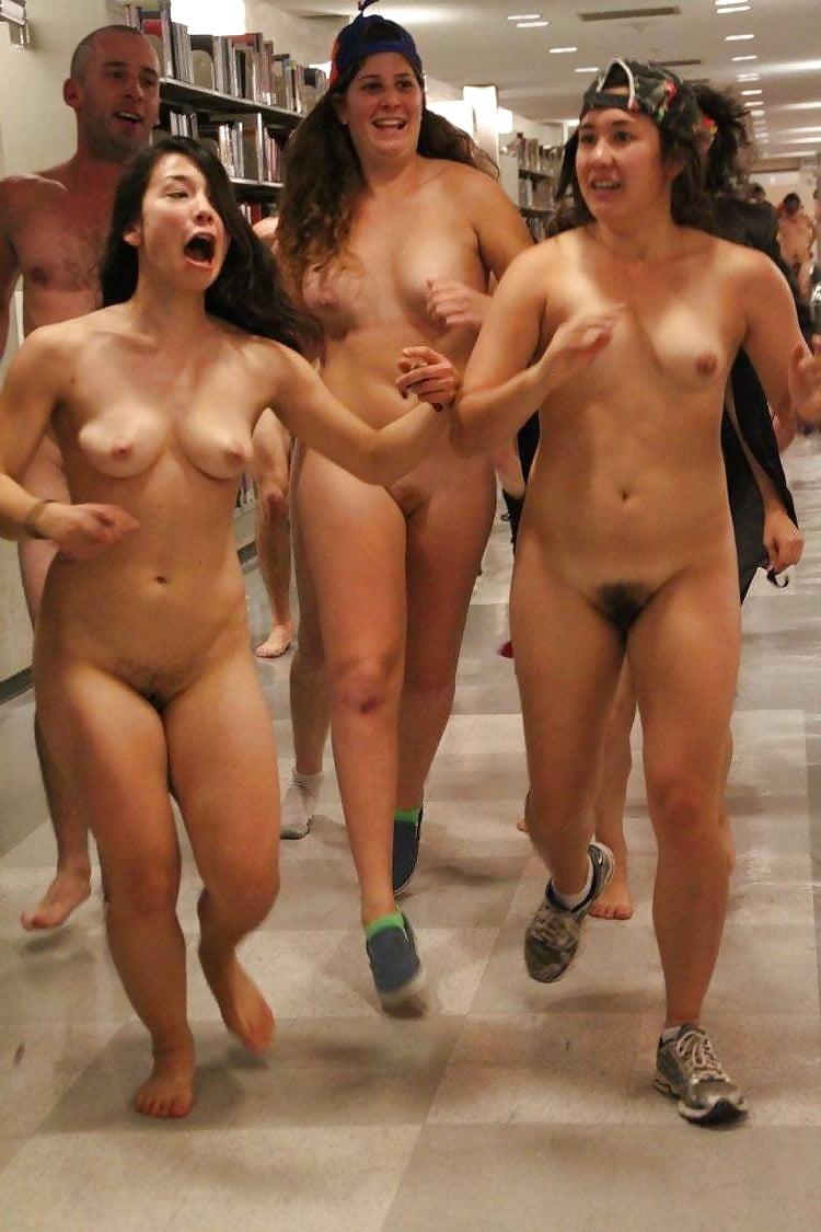 Petite Blonde University Girl Naked