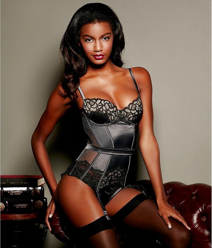 Sexy black white lace lingerie see through lace women's underwear lingerie
