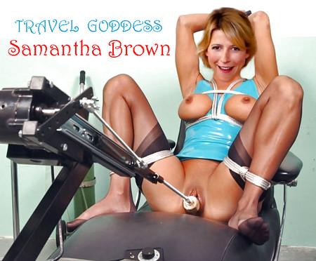 Samantha brown fake nudes