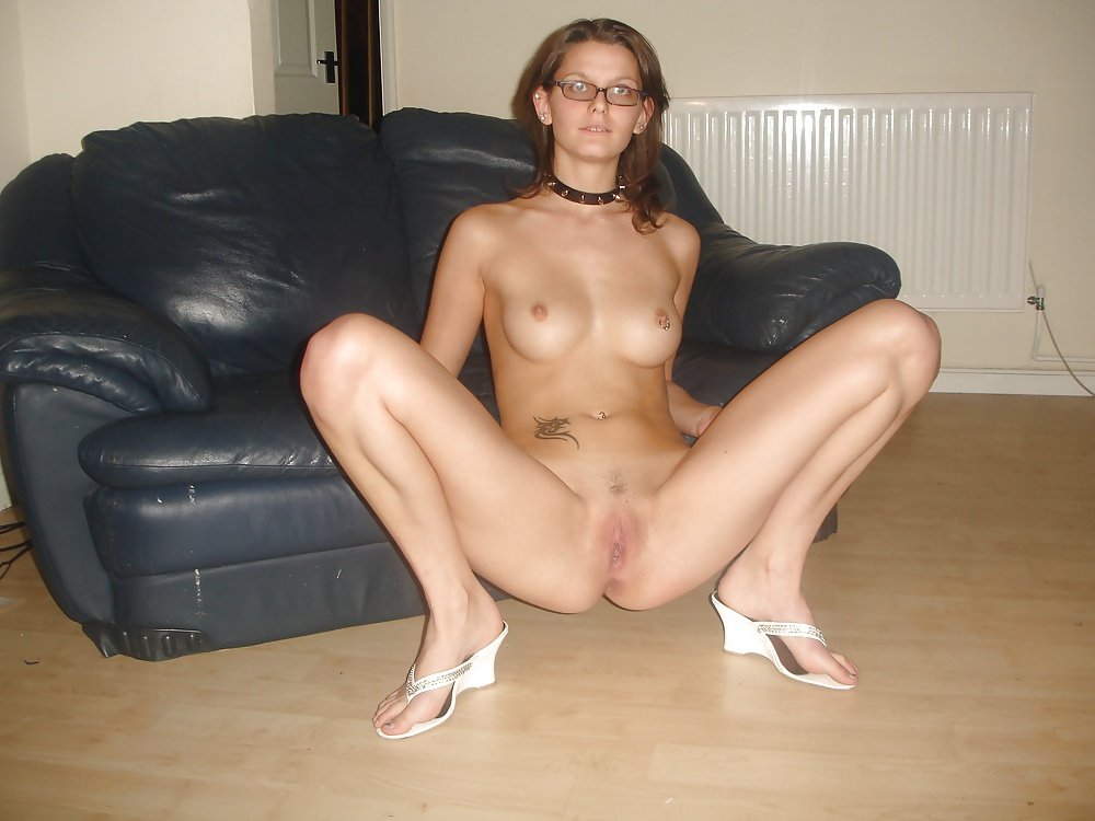 My wife naked