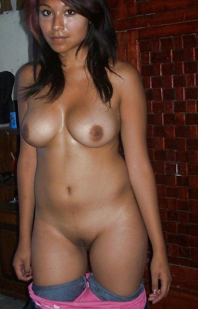 Nude Hispanic Girl