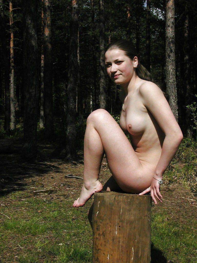 Holy nature nude