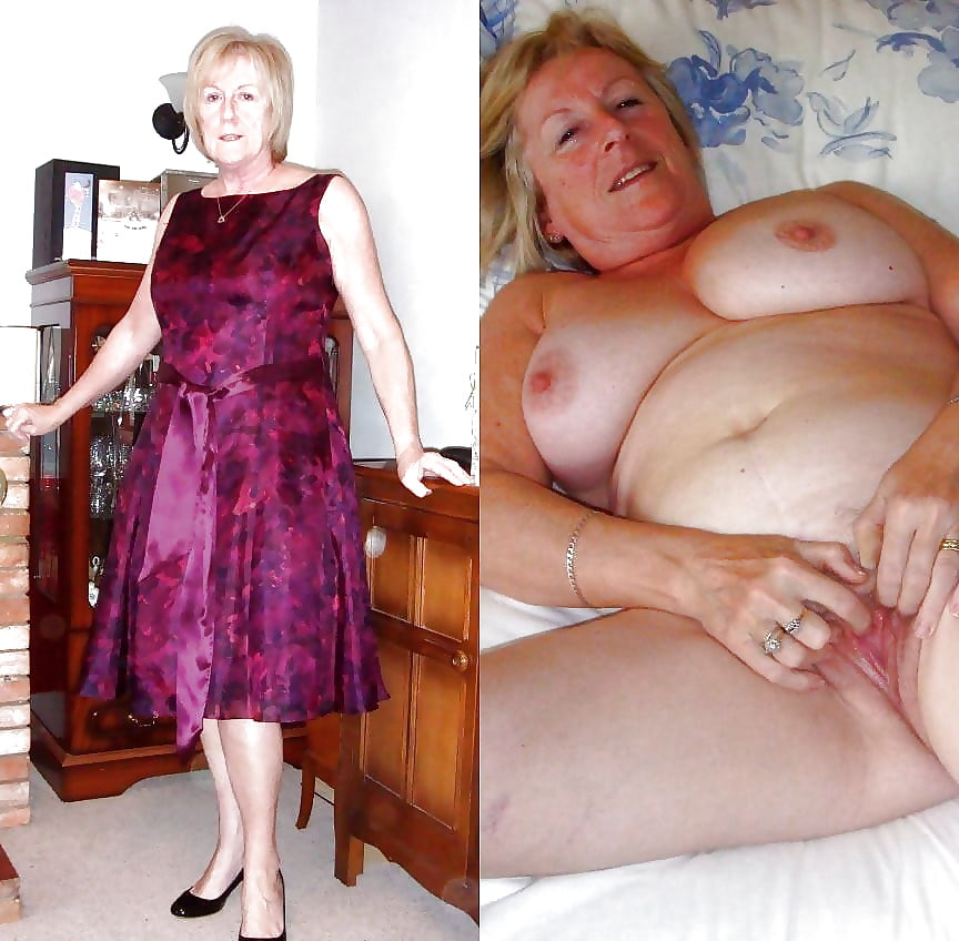 Grandpa and grandma undressed — 2