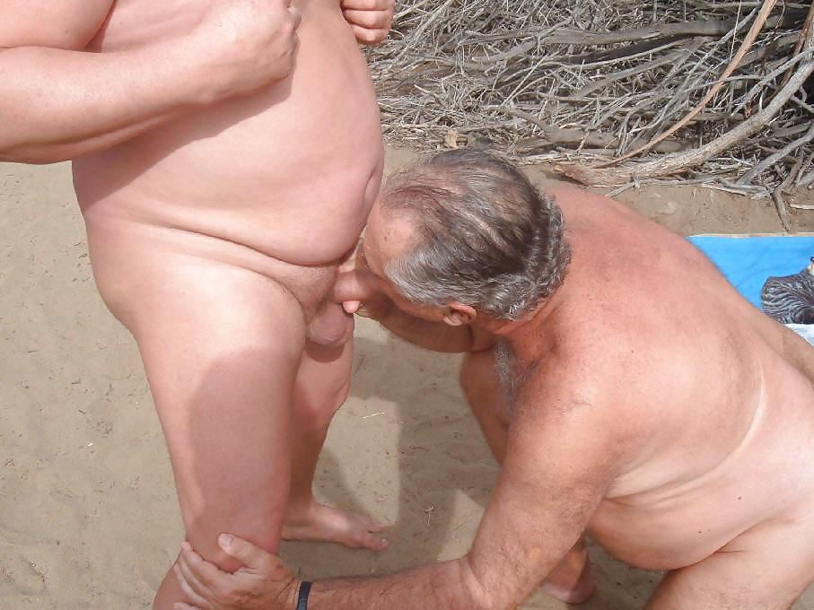 porn galleries grandpa Gay