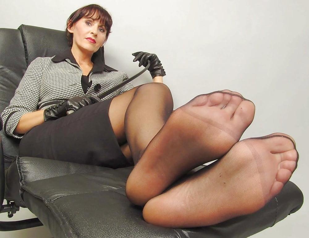 Nylon pics mature feet Nylon Feet