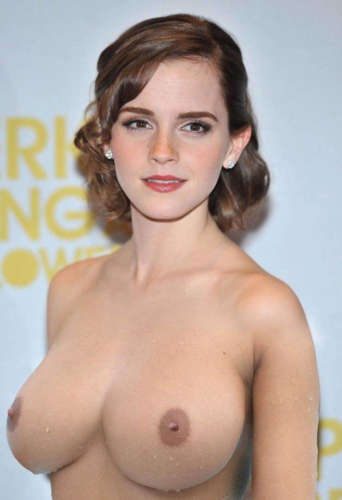Emma watson huge boobs