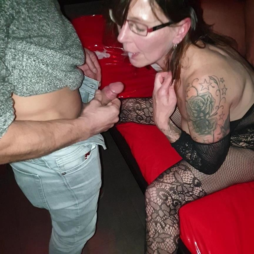 Swingers at the club