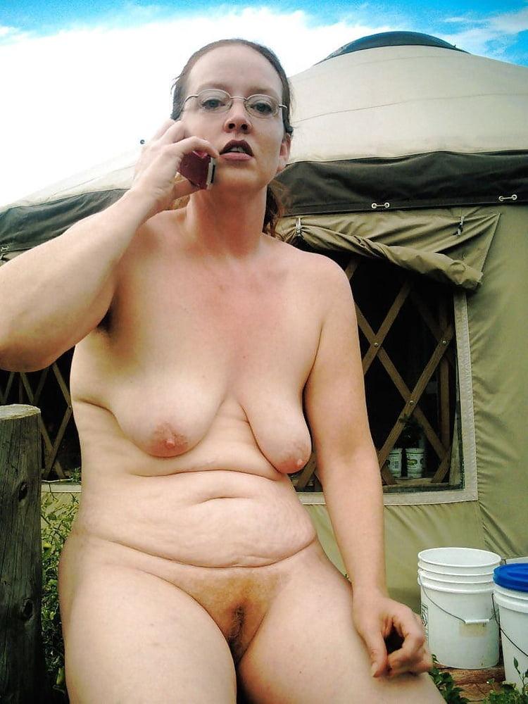 Wemen saggy naked 3