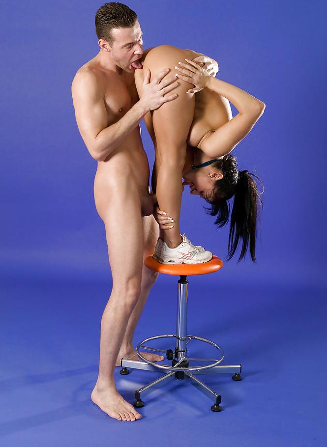 Aerobics Porn Pics, Gymnastics Sex Images, Calisthenics Porno