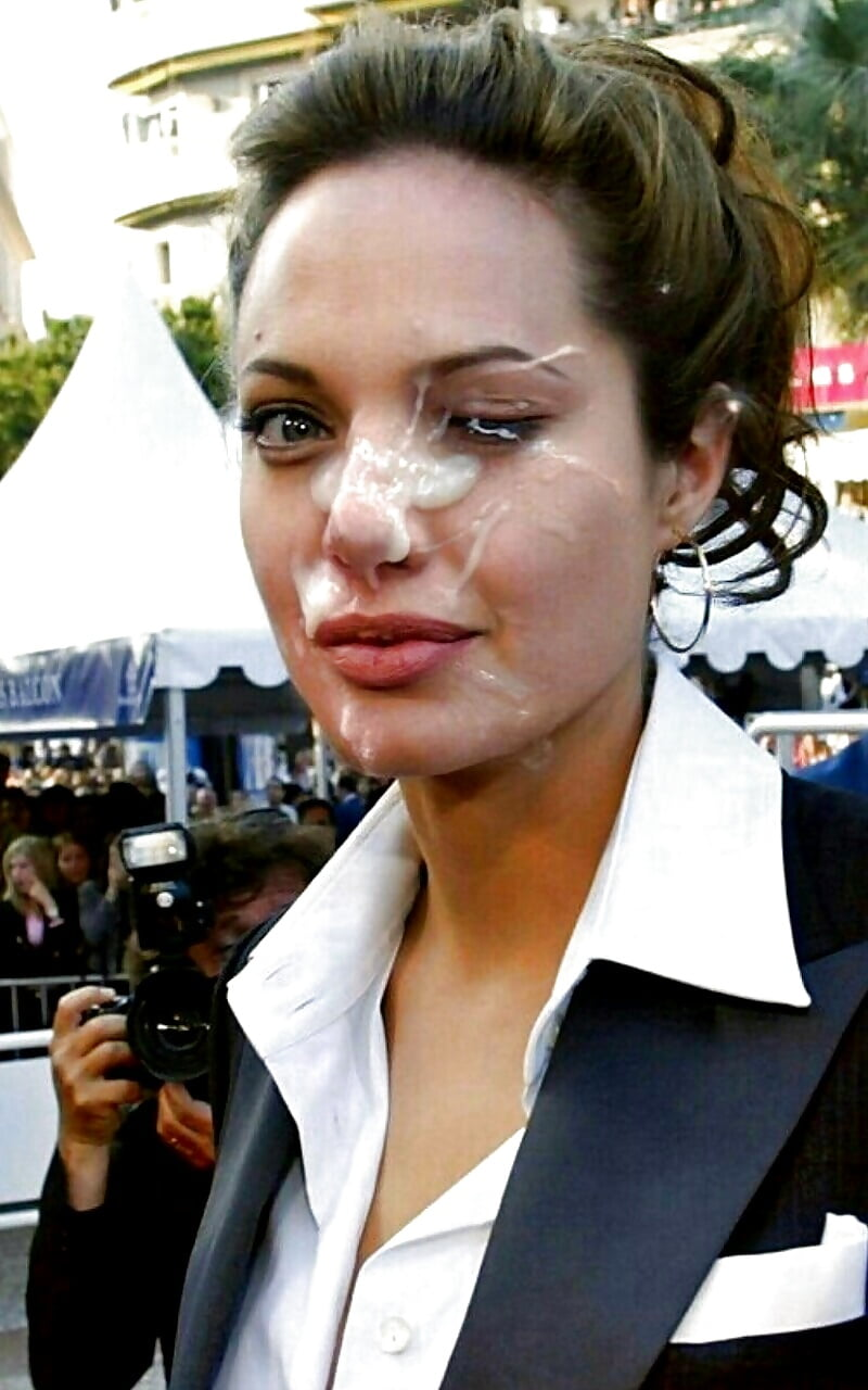 Angelina jolie fake cum video huge dicks