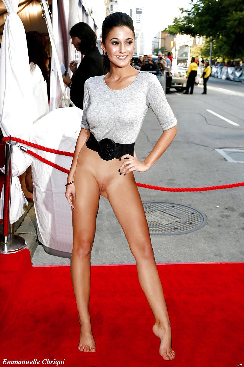 Emmanuelle chriqui nude celeb