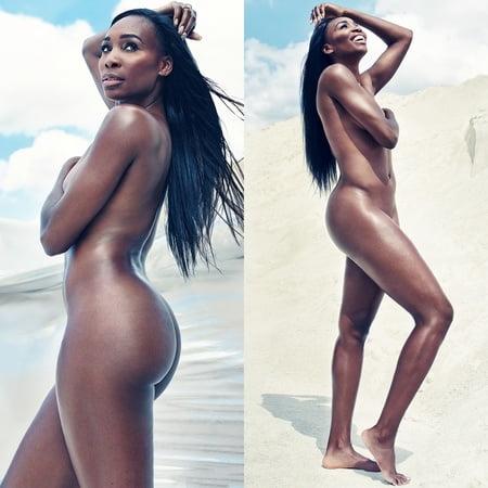 Kam Williams Nude
