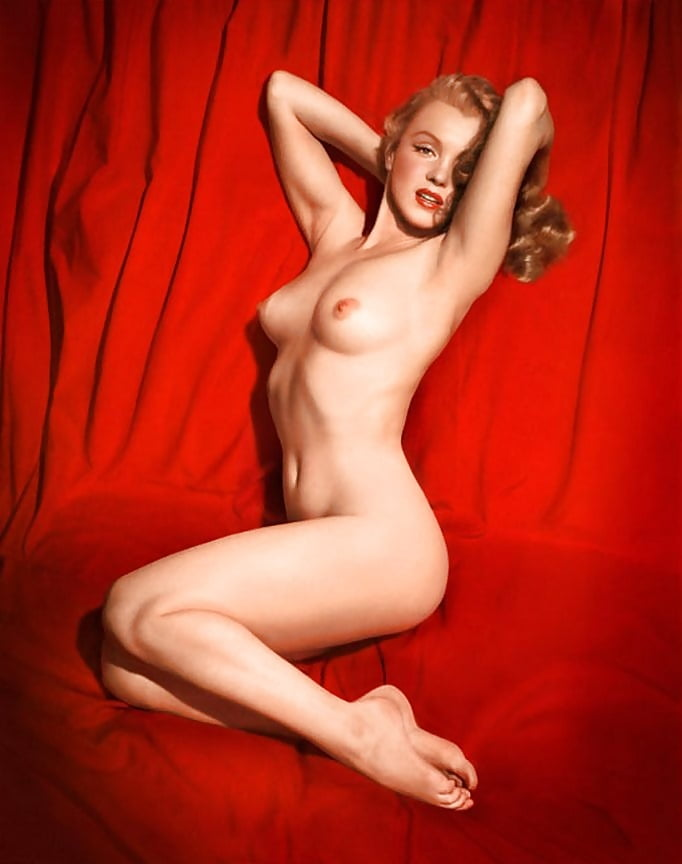 Marilyn monroe nude playboy photos playmate of the month