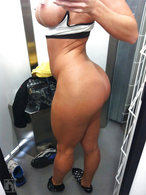 Ruzanna a fit girl with a huge ass
