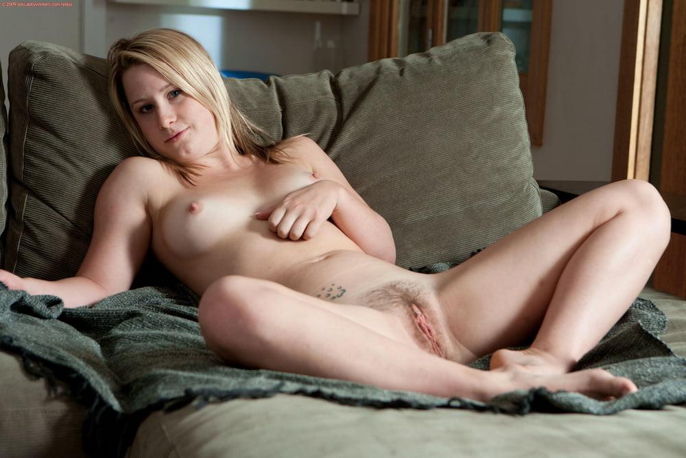 Hairy Nude Naked Blonde Babe