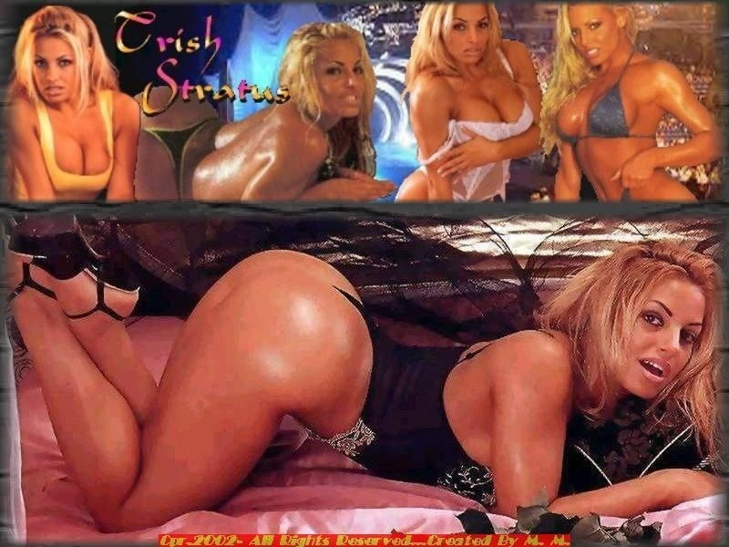 Trish stratus sex pool video — img 2