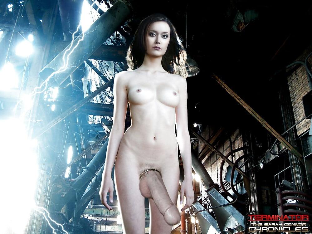 Terminator Salvation Nude Scenes