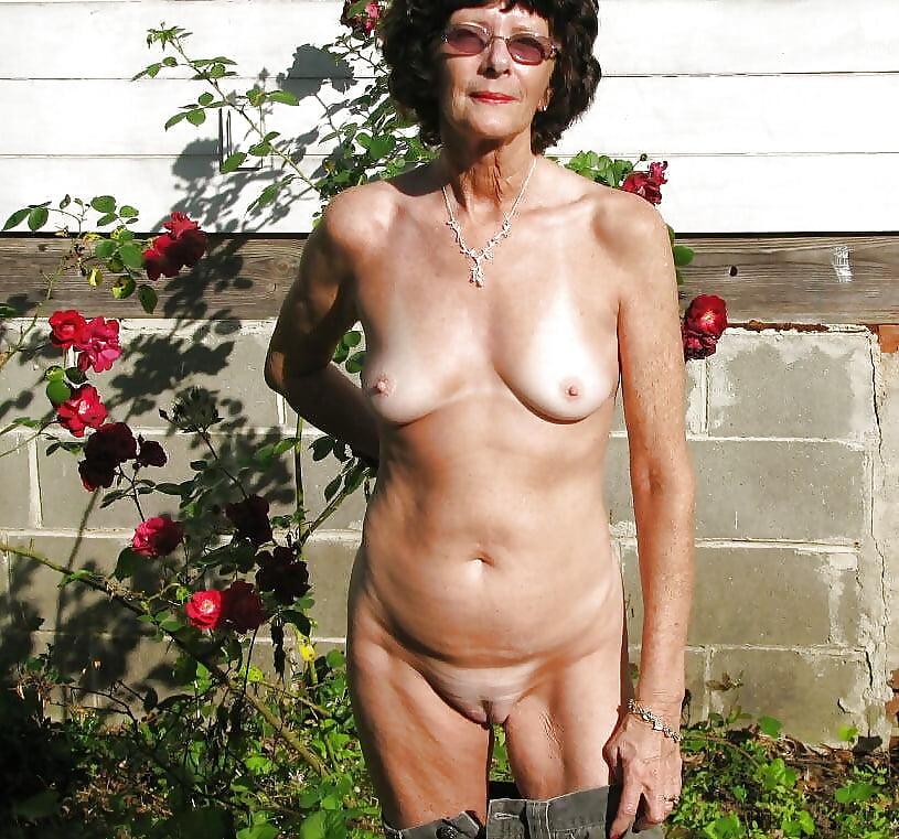 Lewd old grandmother