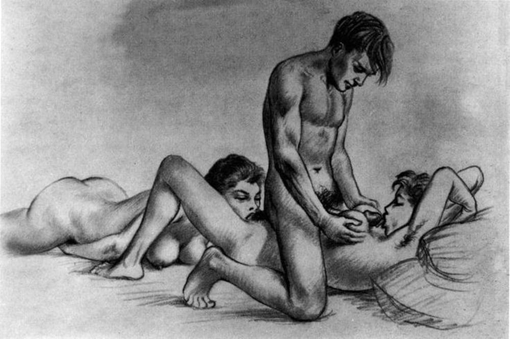 Drawing Naked Girl Sex Photo