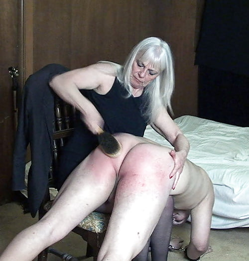 Who spanks their wife — 9