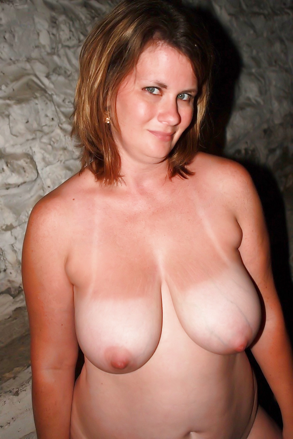 Amateur Wife Breasts