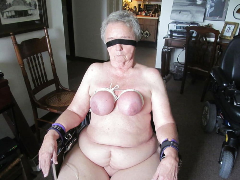 Xxx bondage grandma images, free bondage granny sex