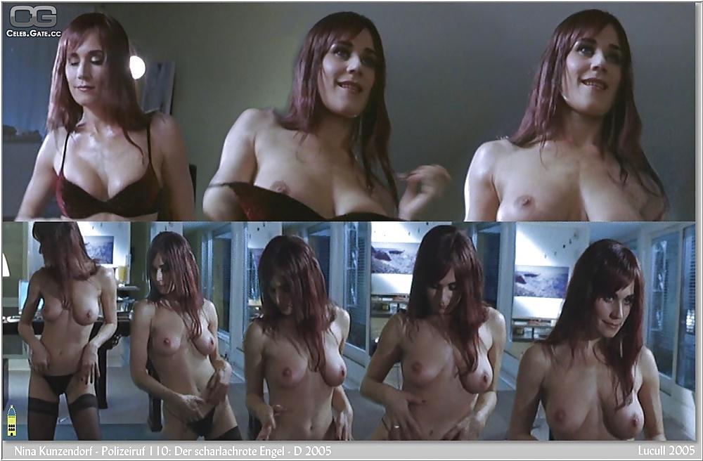 Nina kunzendorf nackt bilder