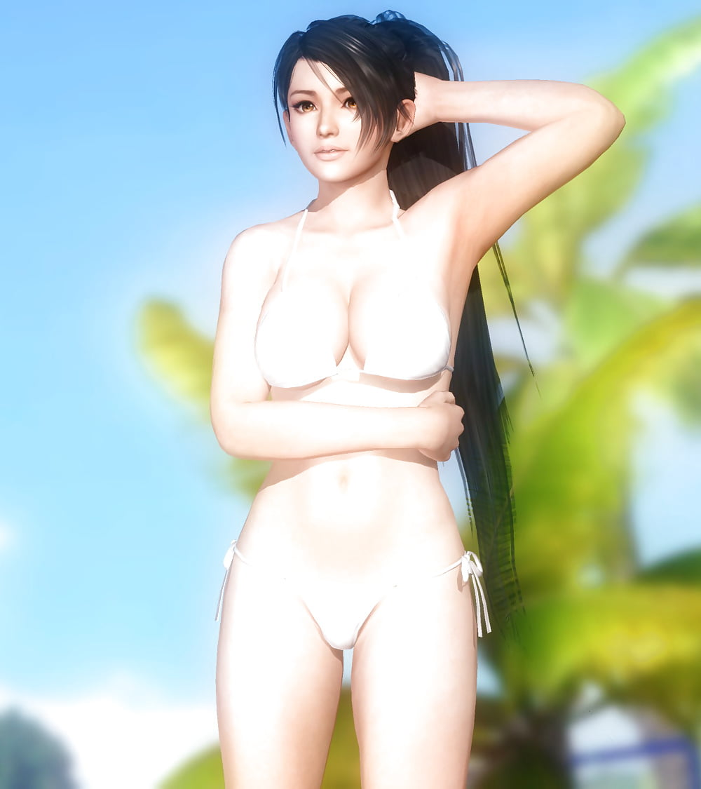 Doa beach girls kokomoe nude mod - 2 part 5