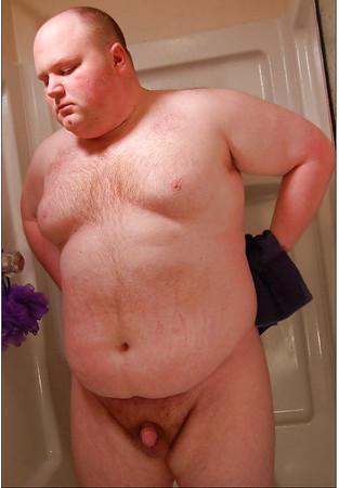 Chubby big boys naked